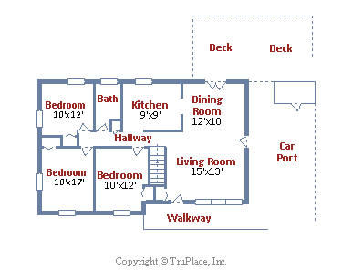 FloorPlan-Main Level